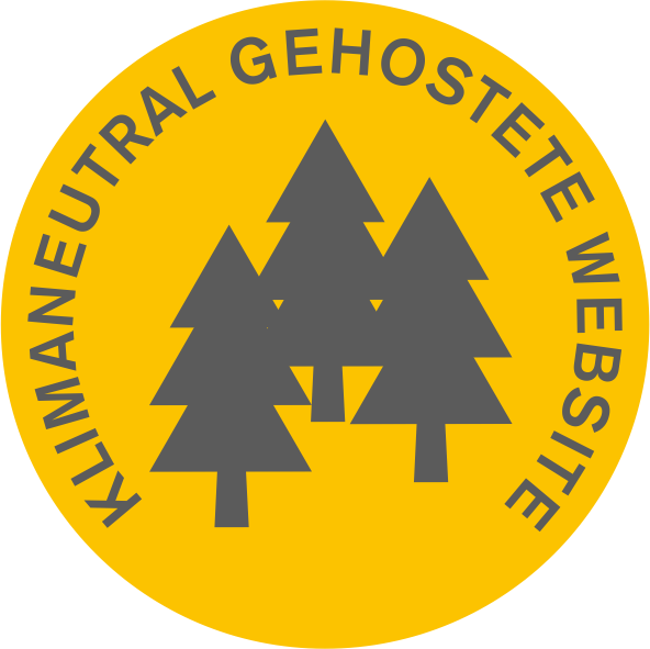 Hosted Climate Neutral Logo
